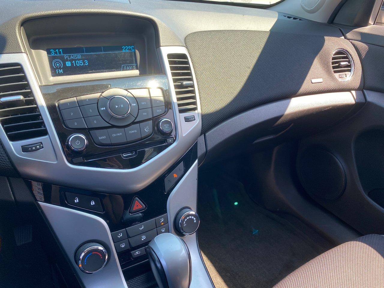 2013 Chevrolet Cruze LT Turbo