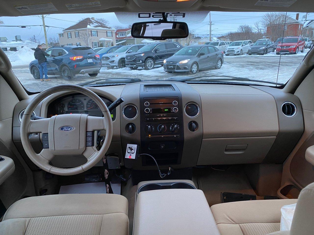 2008 Ford F-150 LT