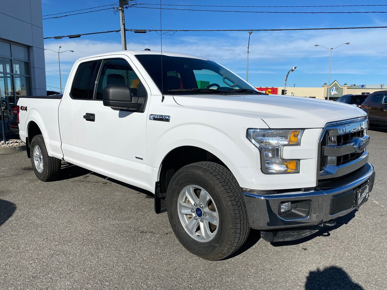 2016 Ford F-150 XLT Cab double