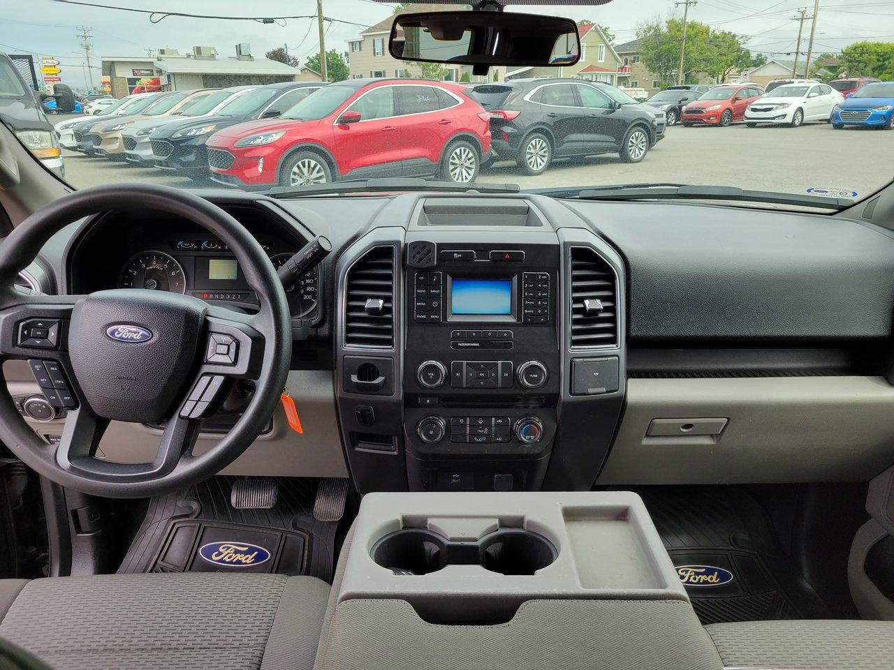 2017 Ford F-150 XLT SUPERCAB FWD