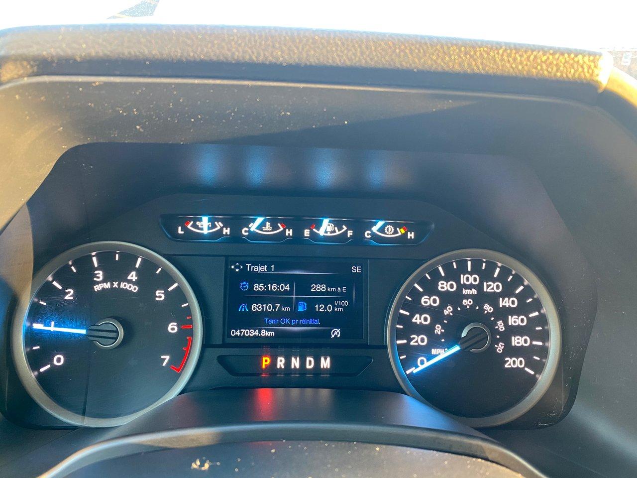 2018 Ford F-150 XLT SPORT