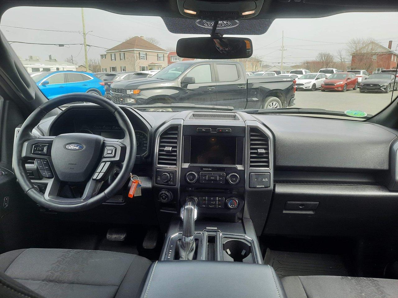 2018 Ford F-150 Ensemble sport XLT