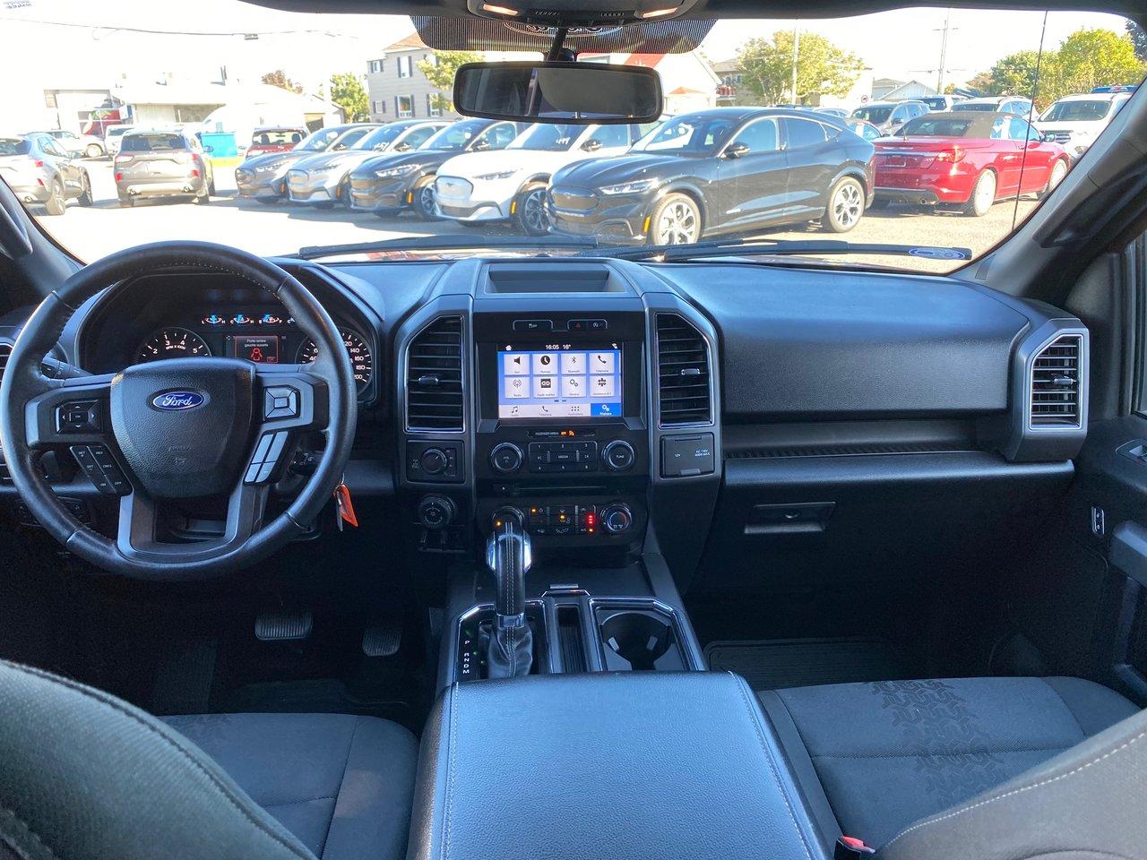2018 Ford F-150 XLT ENSEMBLE SPORT
