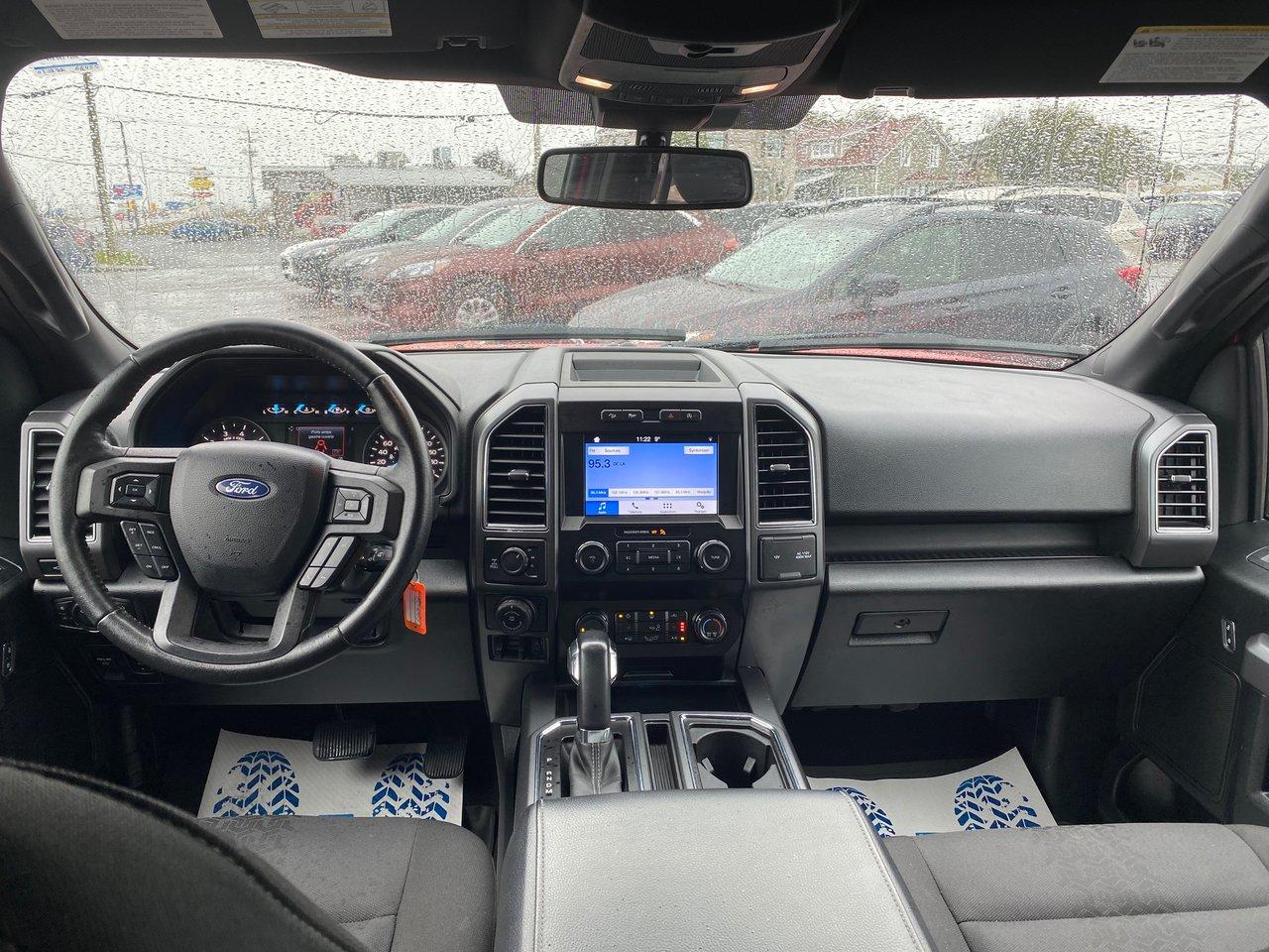 2019 Ford F-150 XLT SPORT