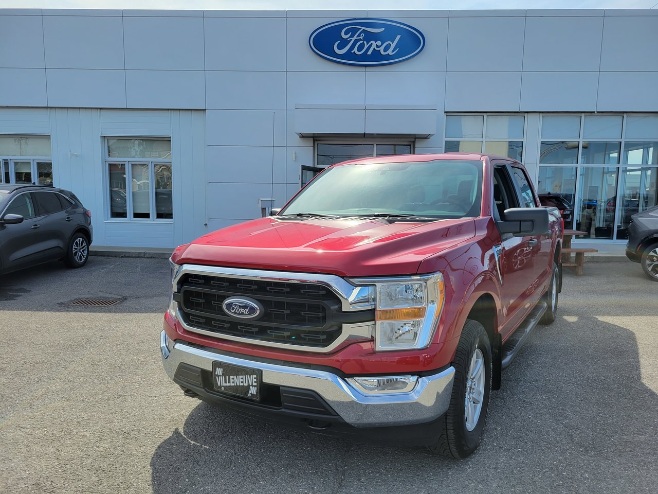 Ford F-150 2021 XLT 300 A