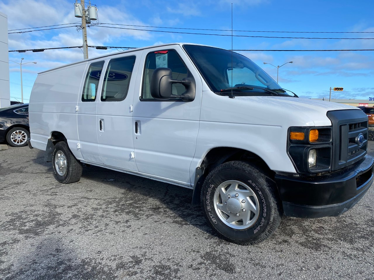 2010 Ford FOURGON ECONOLINE