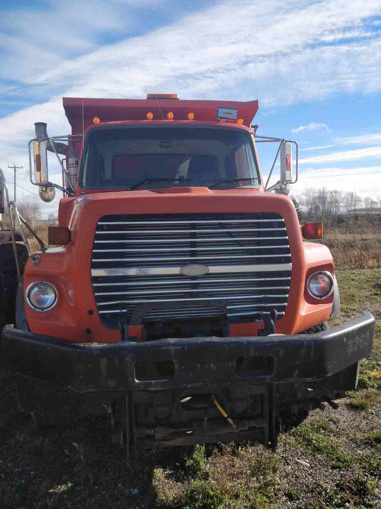 1997 Ford LTS 9000 10 roues