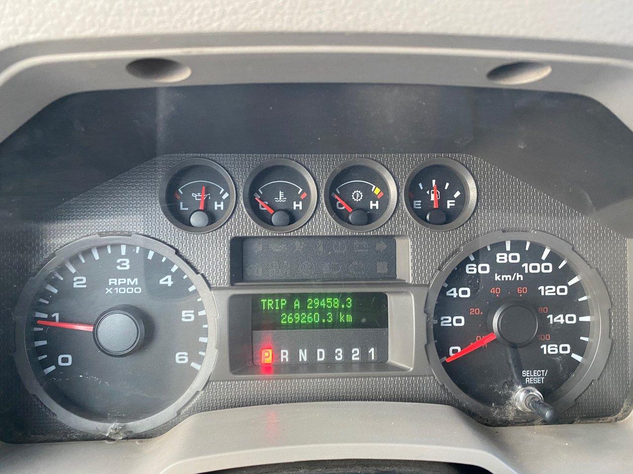 2008 Ford Super Duty F-250 SRW 2x4