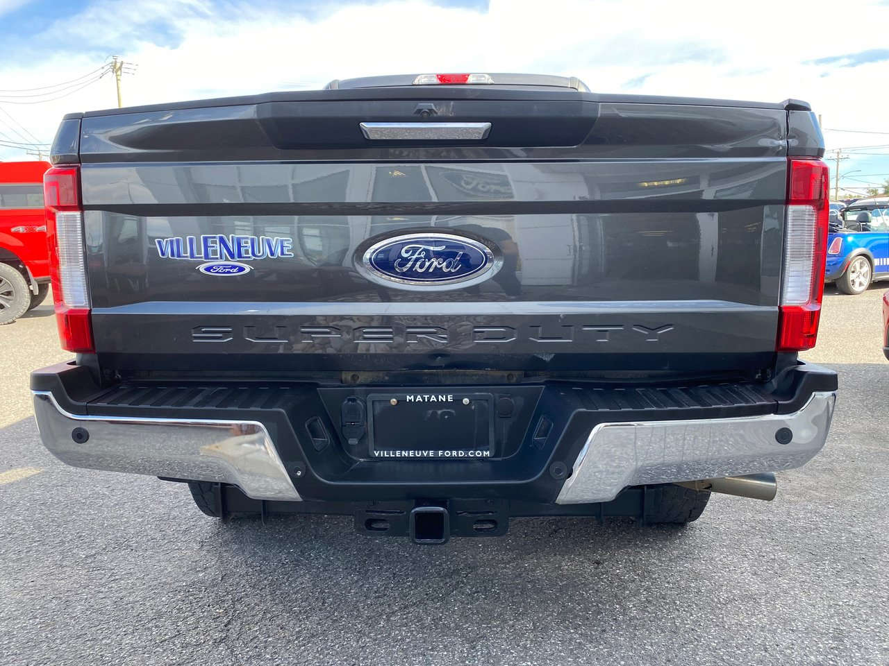 2018 Ford Super Duty F-250 SRW XLT 603A