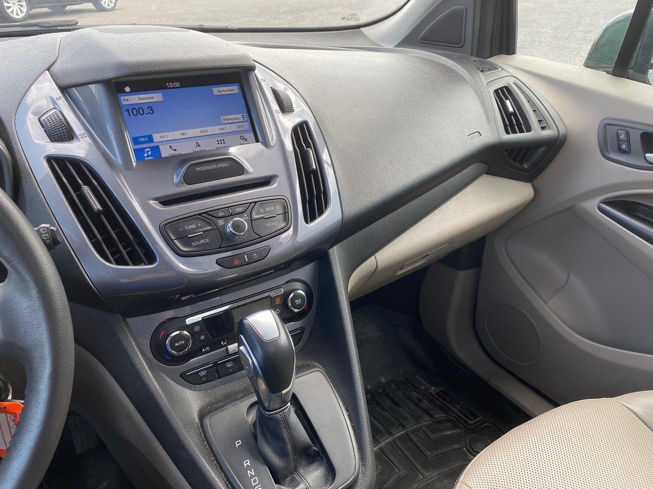 2018 Ford Transit Connect wagon Titanium