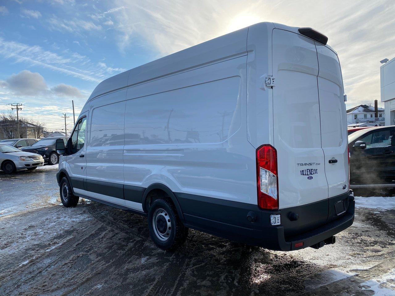 2018 Ford Transit Van HR Cargo