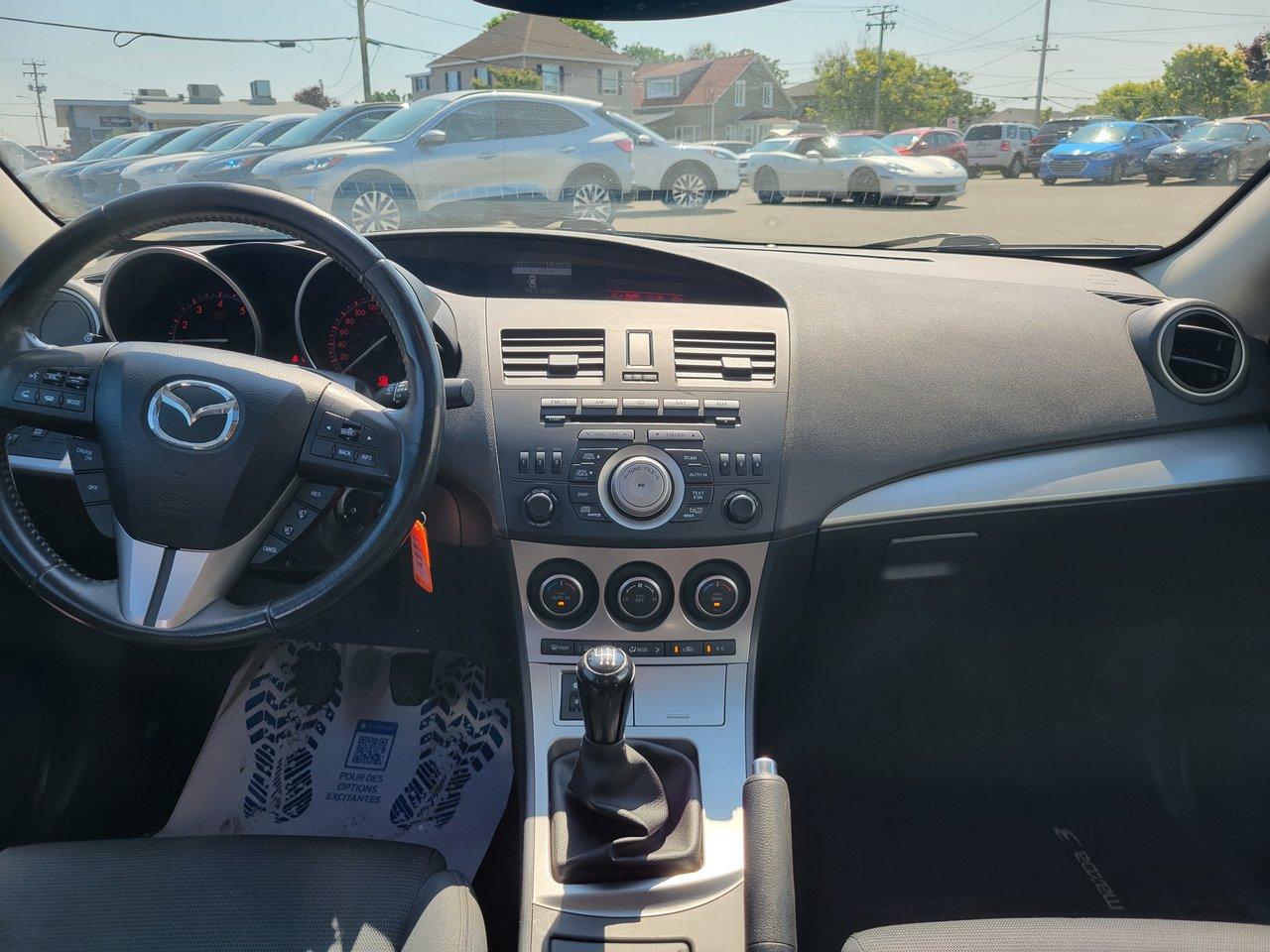 2010 Mazda Mazda3 GT