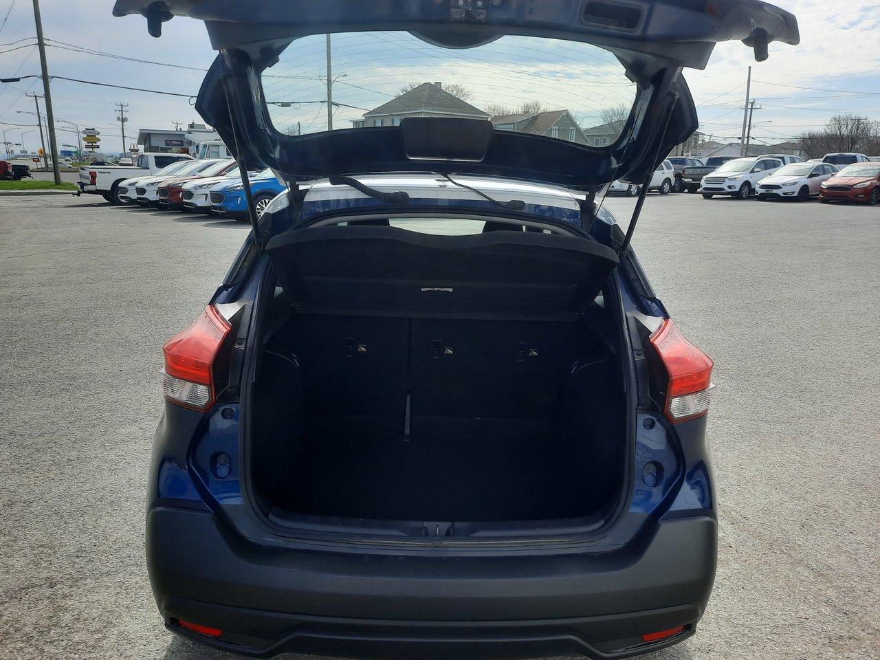 2018 Nissan KICKS SV 4D UTILITY