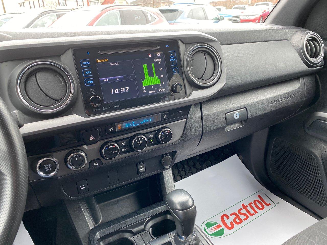 2016 Toyota Tacoma SR5 4X4
