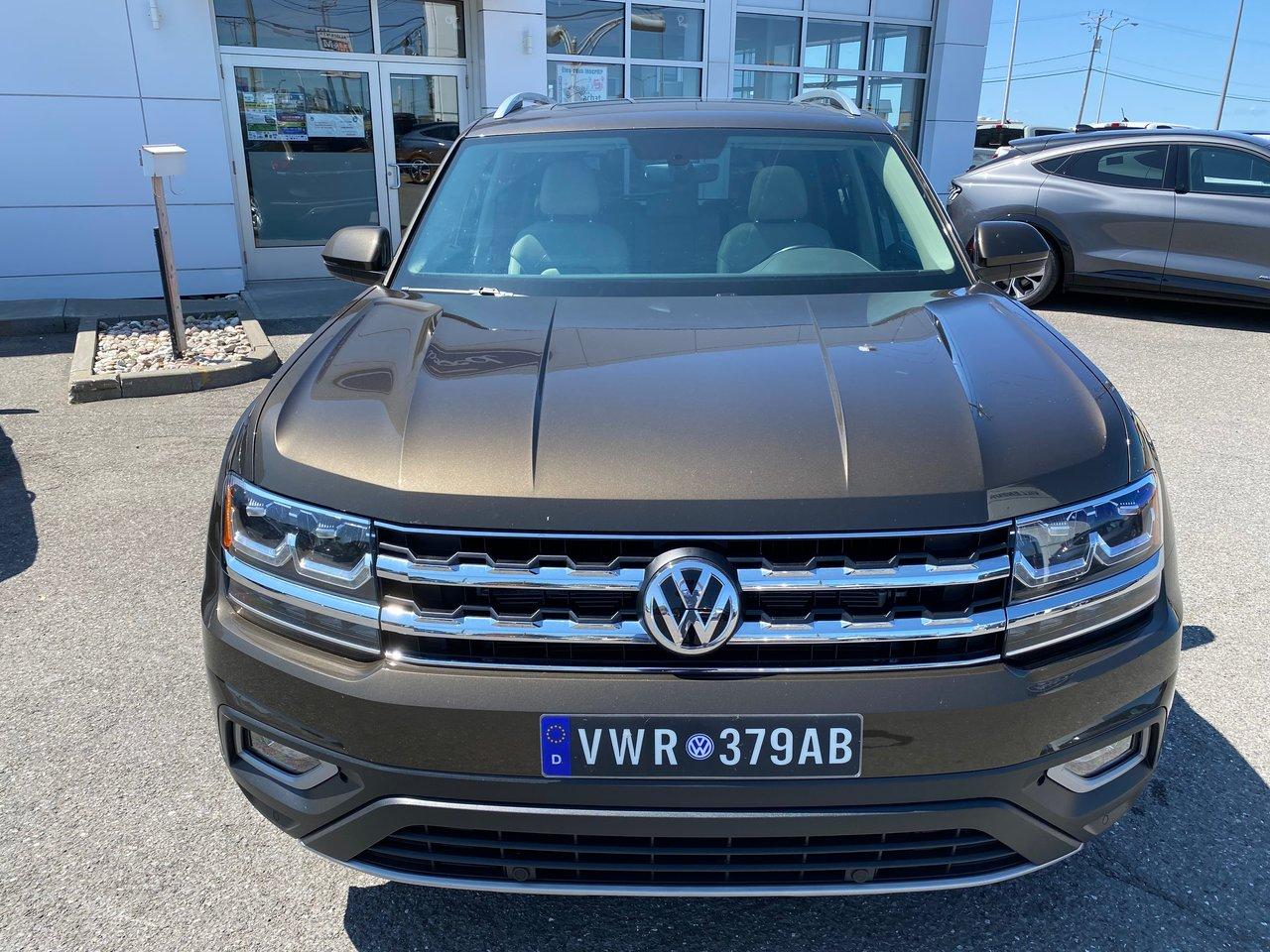 2019 Volkswagen Atlas Highline