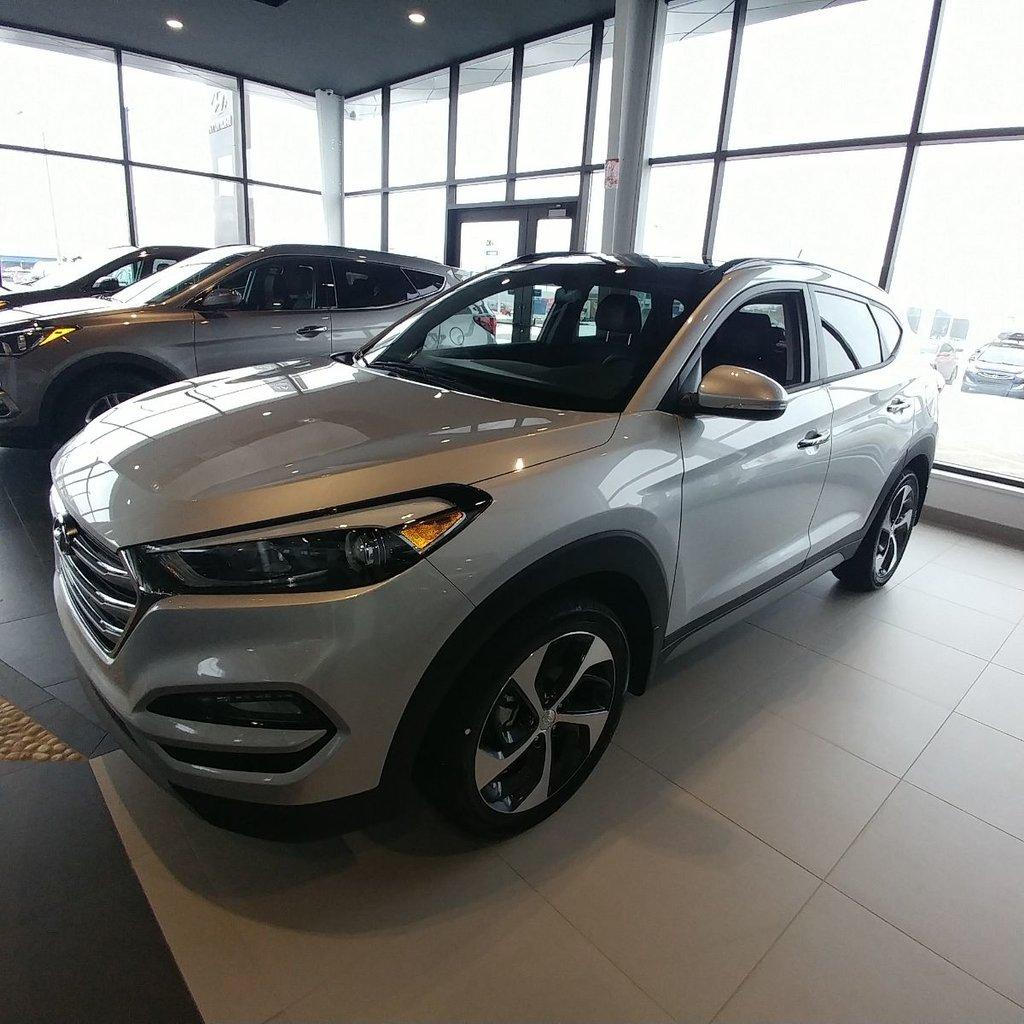 Hyundai Tucson SE 1.6 TURBO 2017