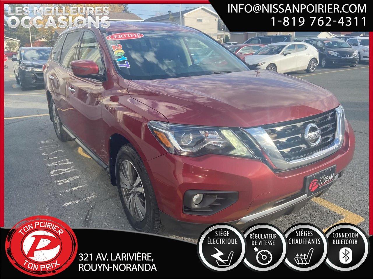 Nissan Pathfinder 2017 SV AWD