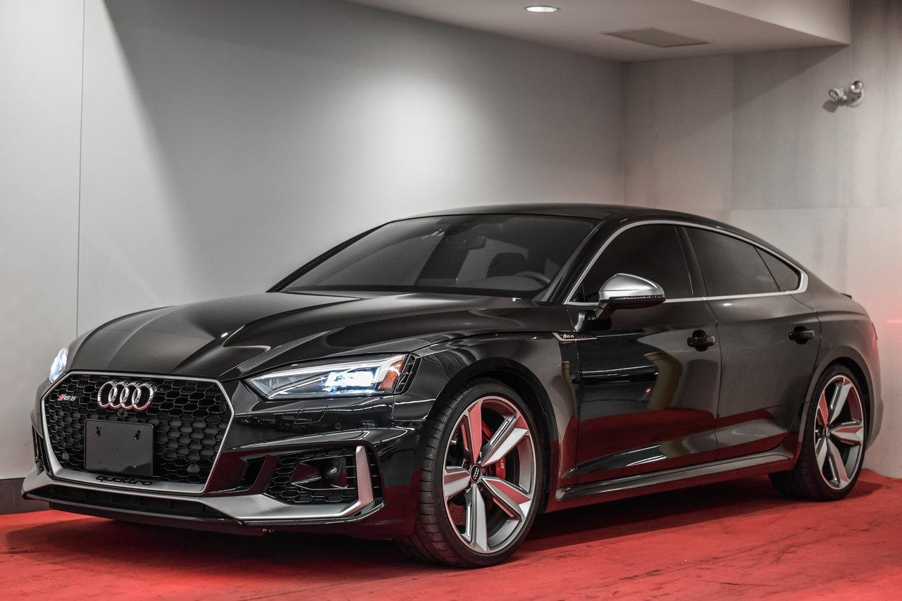 Audi RS5 2019 RS5 2.9 TFSI**SPORTBACK LOW KM**