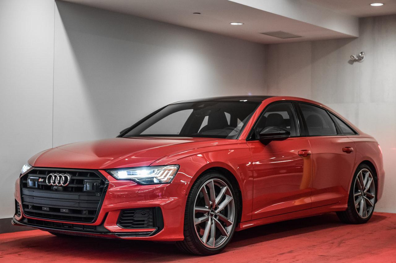 Audi S6 2020 S6 2.9 TFSI**À L'ÉTAT NEUF**