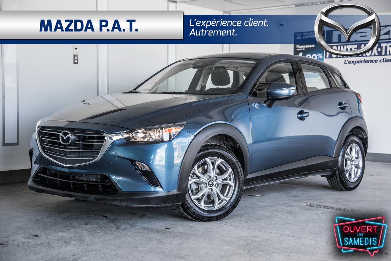 2020 Mazda CX-3 **GS**CAMÉRA DE RECUL*BLUETOOTH**