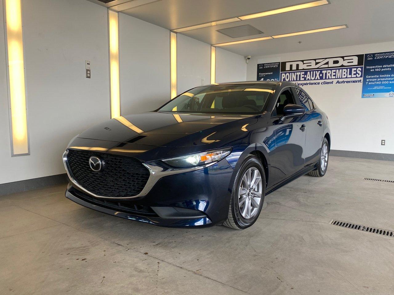 Mazda Mazda3 2019 **GS**BANC&VOLANT CHAUFFANT**CRUISE ADAPTATIF