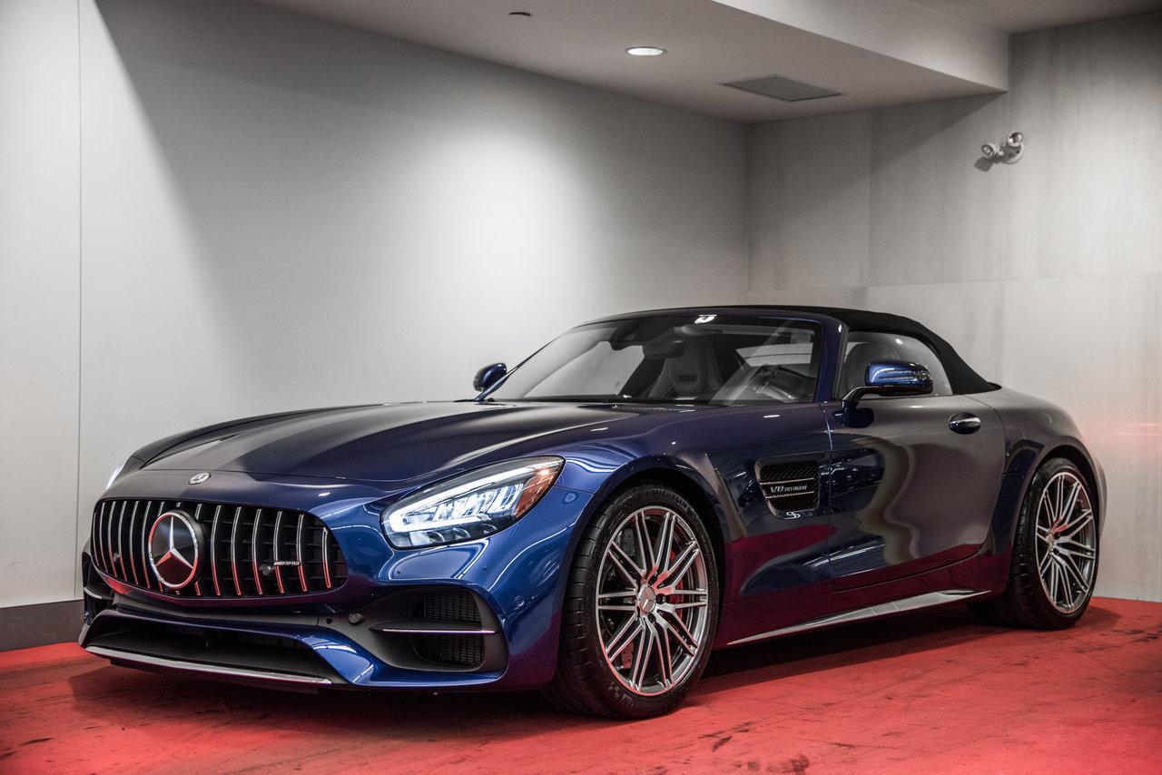 Mercedes-Benz AMG GT 2020 AMG GTC Roadster**LE SEUL AU QUEBEC**