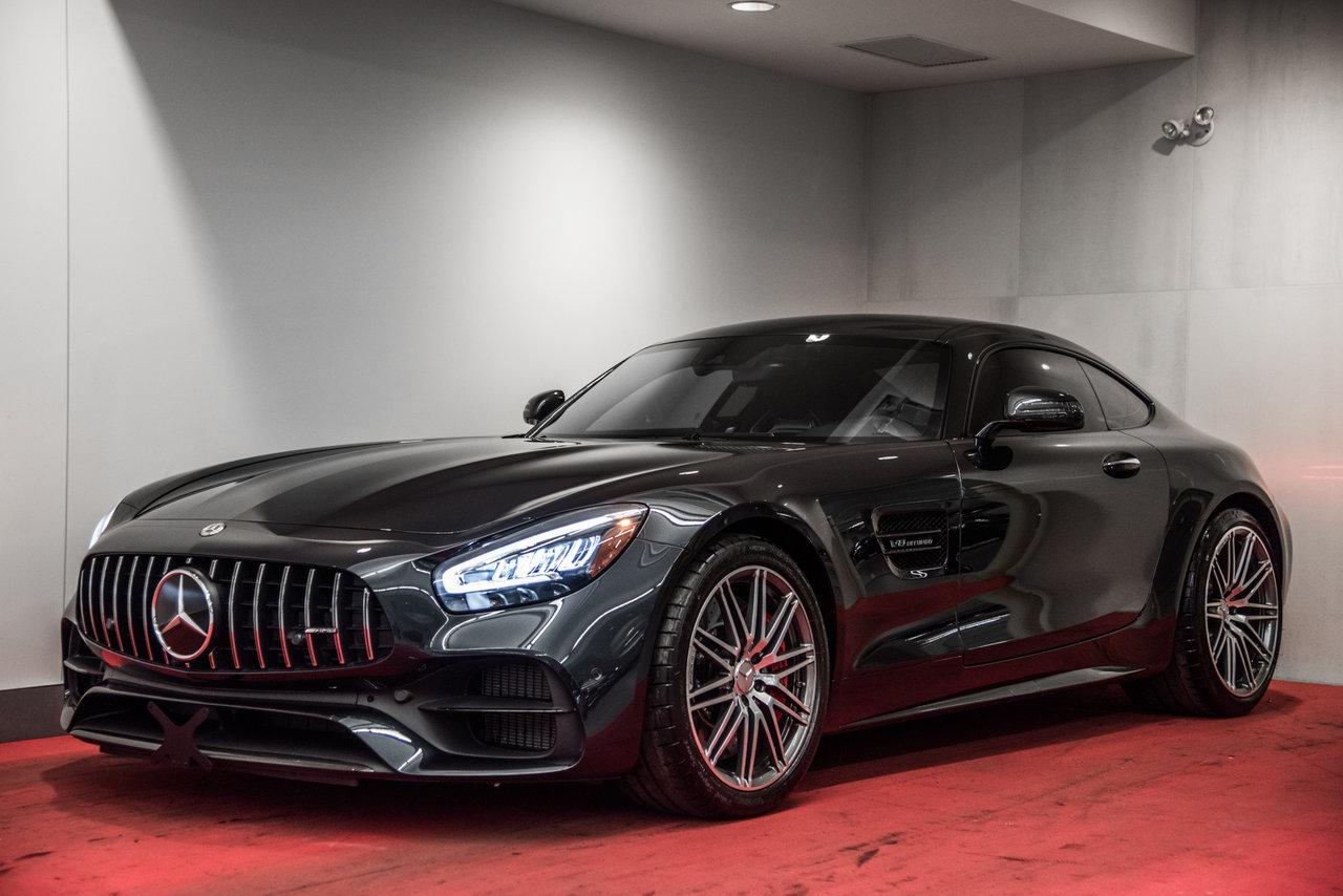 Mercedes-Benz AMG GT 2020 AMG GTC Coupe**RÉSÉRVÉ**