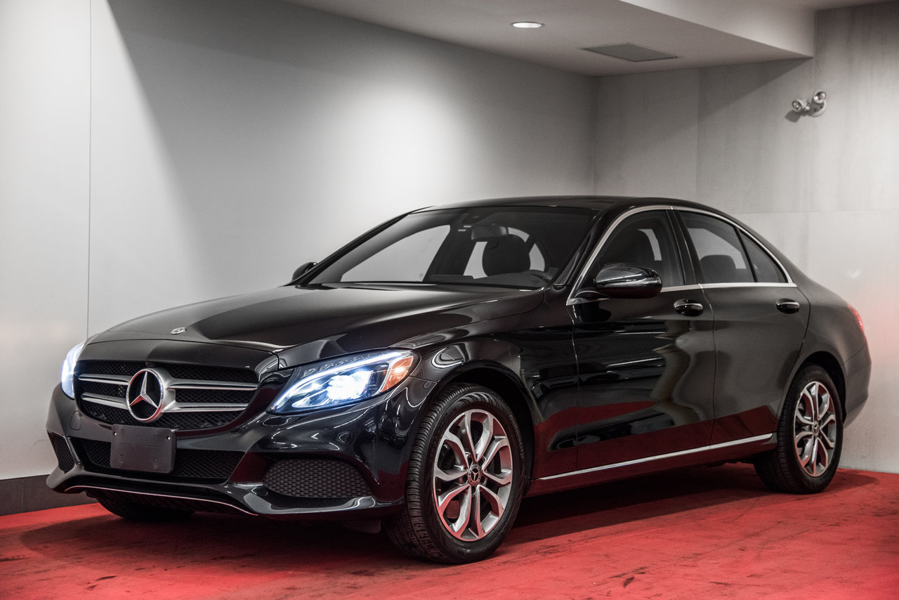 Mercedes-Benz Classe C 2018 C300 4MATIC**NOUVEL ARRIVAGE**