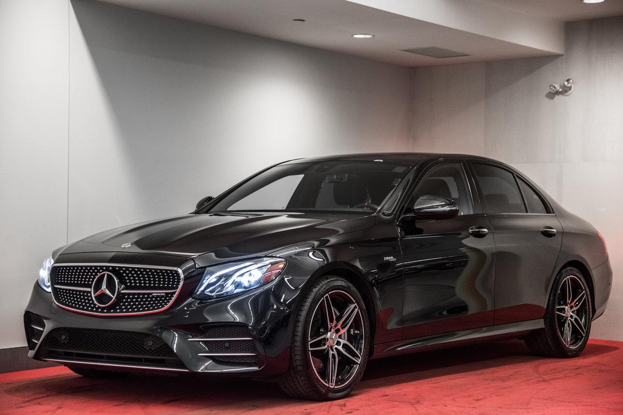 Mercedes-Benz Classe E 2019 E53 4MATIC+**TRANSFERT DE BAIL**