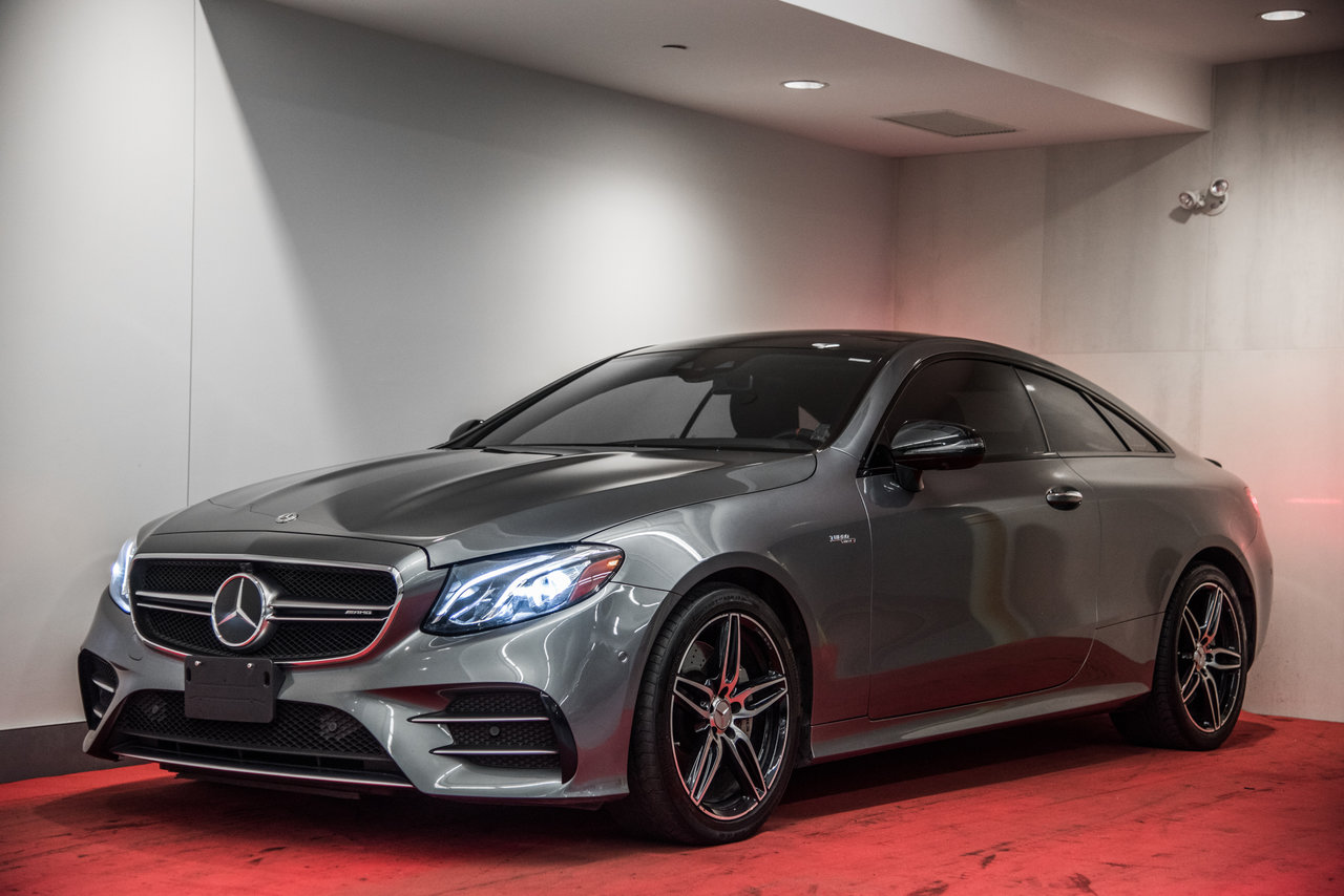 Mercedes-Benz Classe E 2019 E53 AMG 4MATIC+ Coupe**NOUVEL ARRIVAGE**