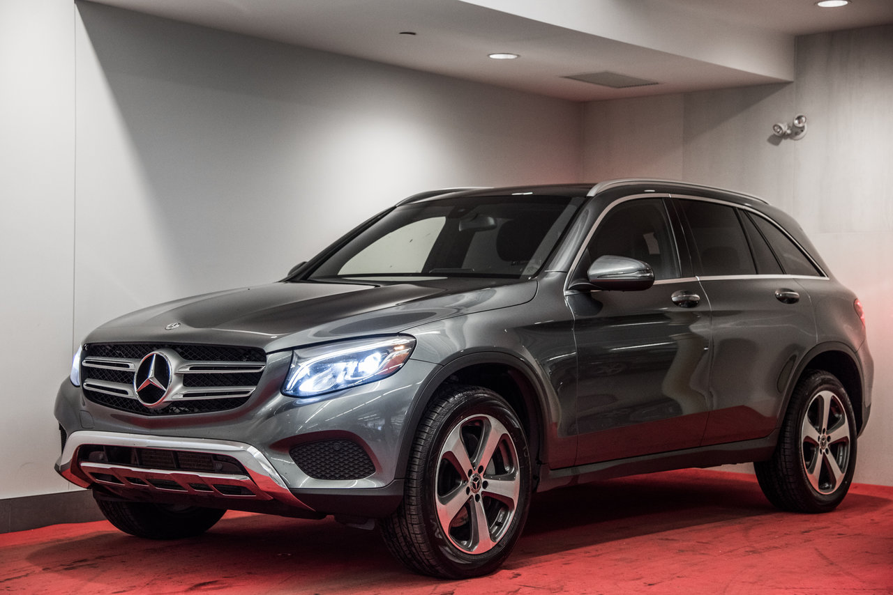 Mercedes-Benz GLC 2018 GLC300 4MATIC SUV**DISPONIBLE**