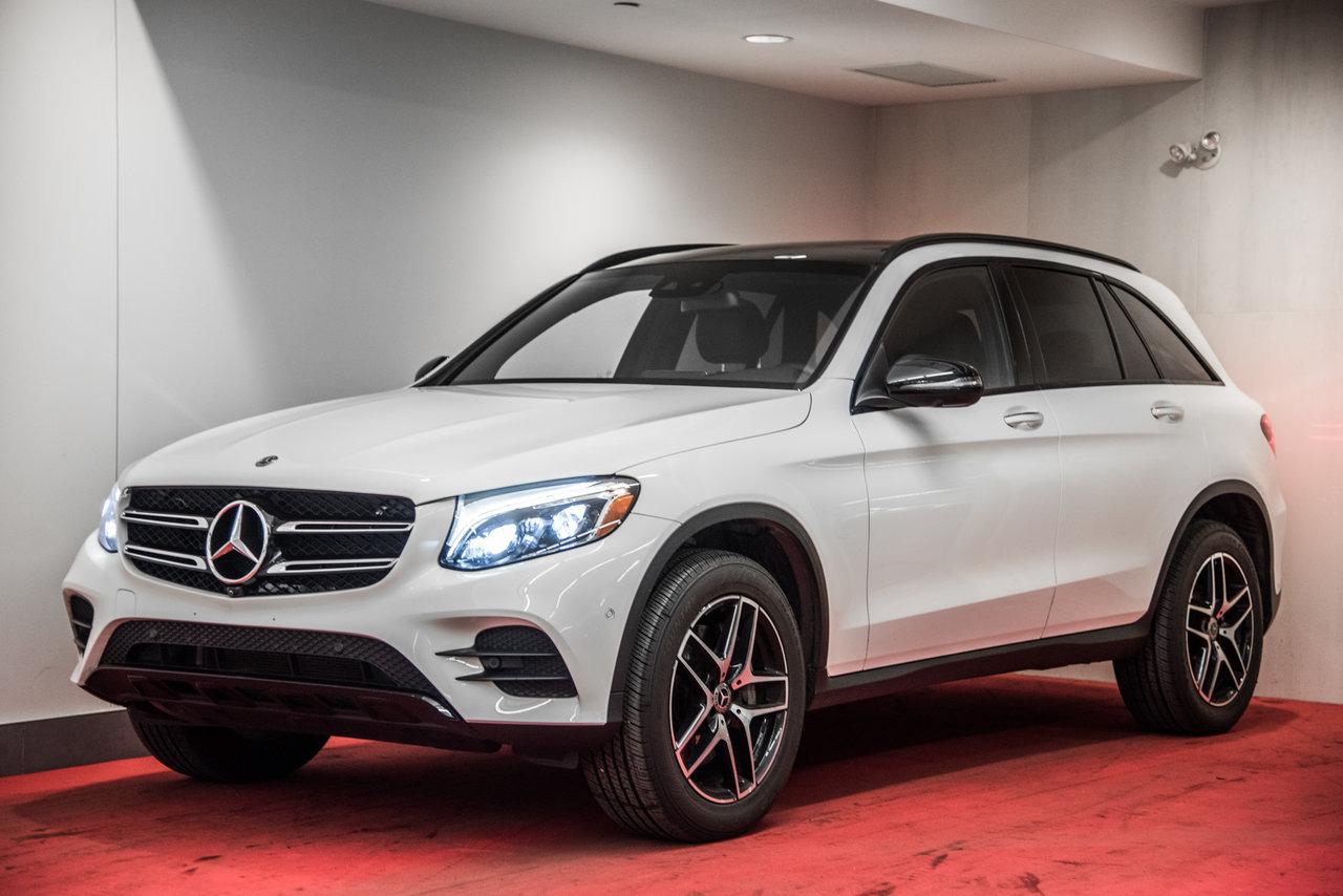 Mercedes-Benz GLC 2019 GLC300 4MATIC SUV**ÉCHANGE CLIENT MAISON**