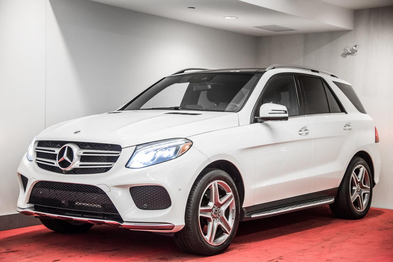 Mercedes-Benz GLE 2018 GLE400 4MATIC SUV**VENDU M. LEDUC**