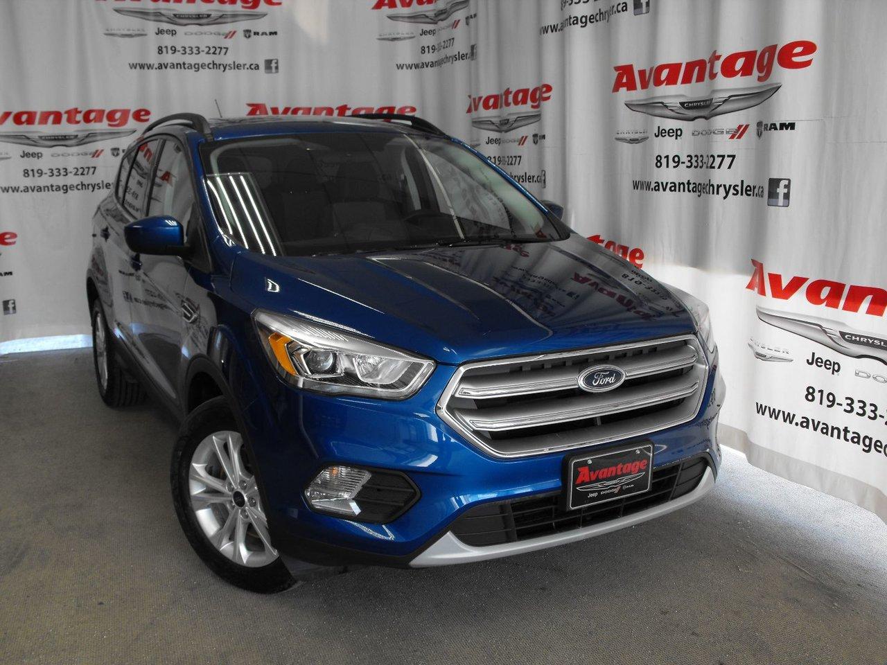 Ford ESCAPE SE AWD 2017