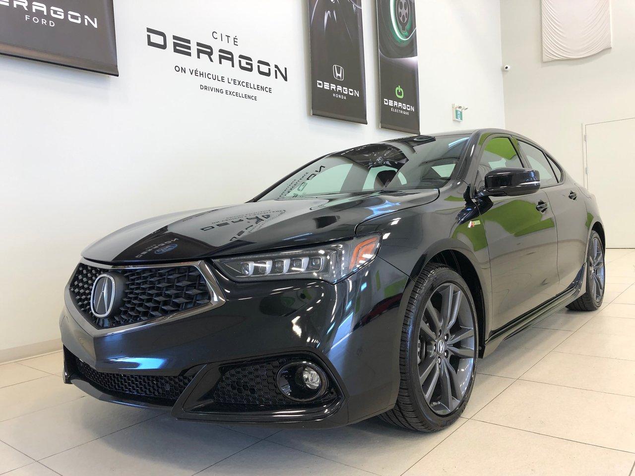 Acura TLX 2020 A-SPEC, NAV, TOIT OUVRANT, SH-AWD