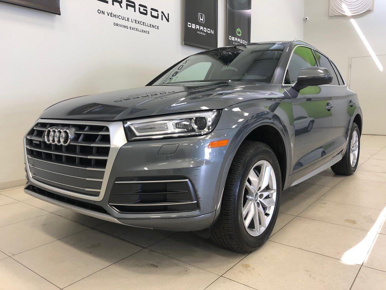 Audi Q5 2018 KOMFORT, CAMÉRA, BLUETOOTH, A/C