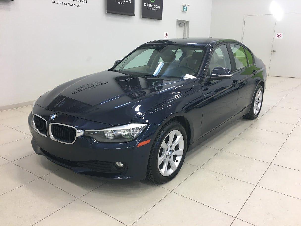 2014 BMW  Série 3 320i xDRIVE AWD AUTOMATIQUE *NOUVEL ARRIVAGE*