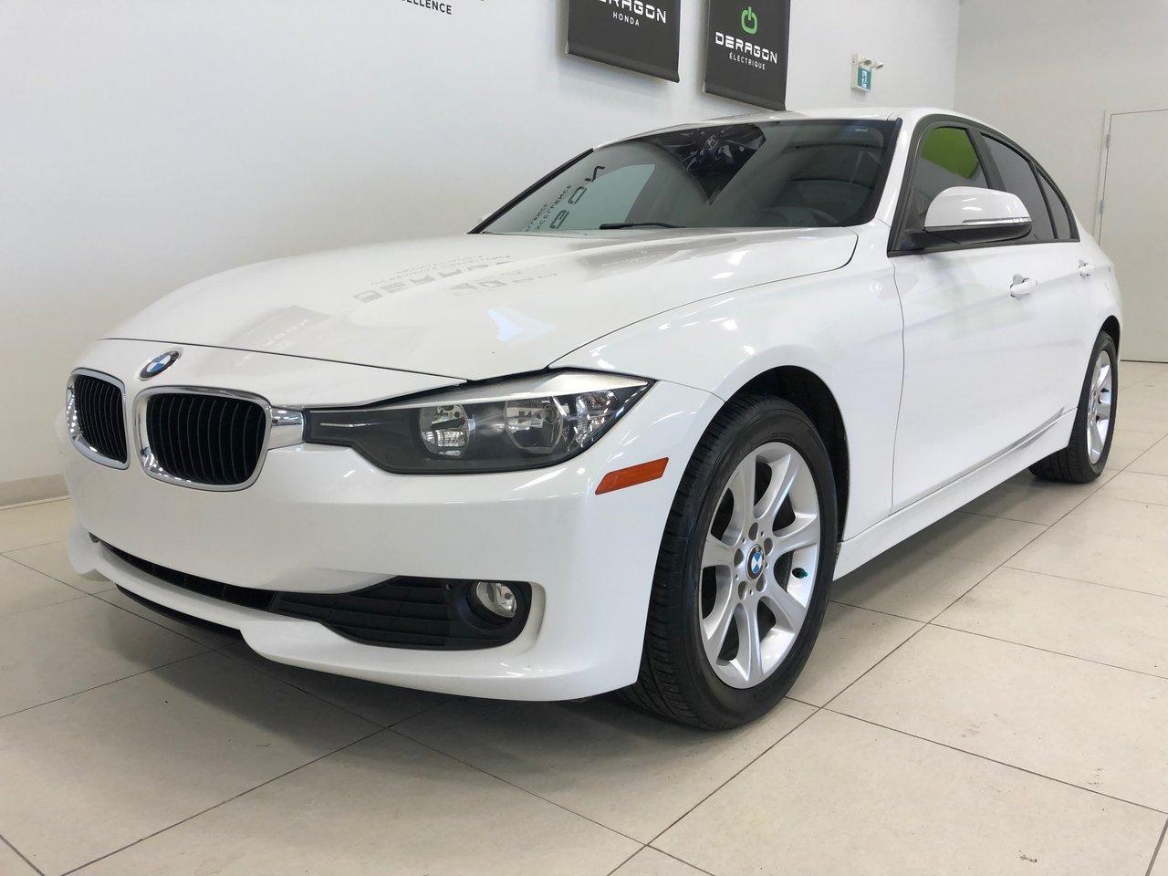 BMW Série 3 2014 320i XDRIVE, MÉMOIRE, SIÈGES CHAUFFANTS, 2.0T