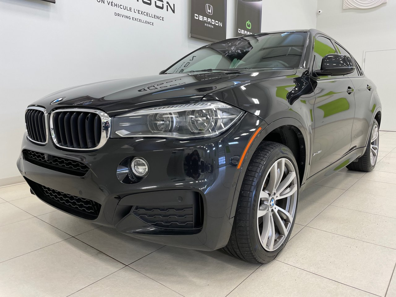 BMW X6 2019 XDrive35i M PACK GPS TOIT PANO MAGS 21''