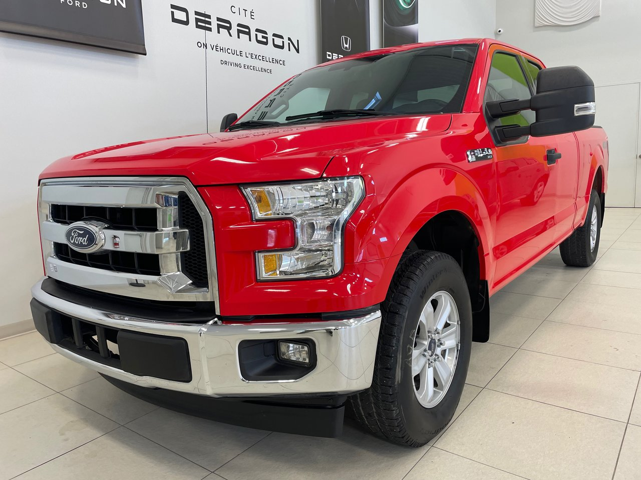 Ford F-150 2017 SUPERCAB V8 5.0L 6.5 BOXTOWING PACK DIFF 3.73