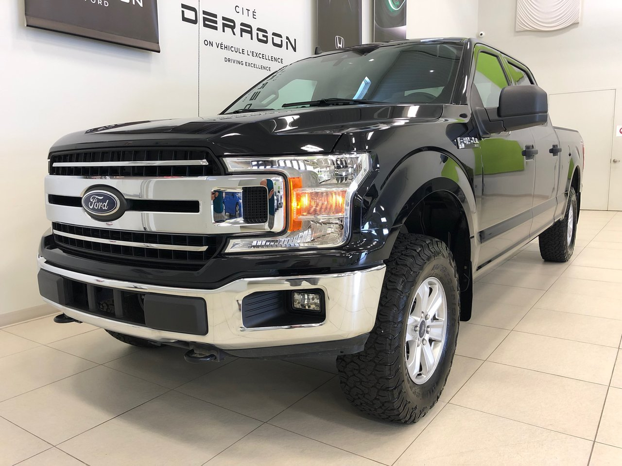 Ford F-150 2019 XLT CREW CAB, V8 5.0L, TOWING PACK, CAMÉRA