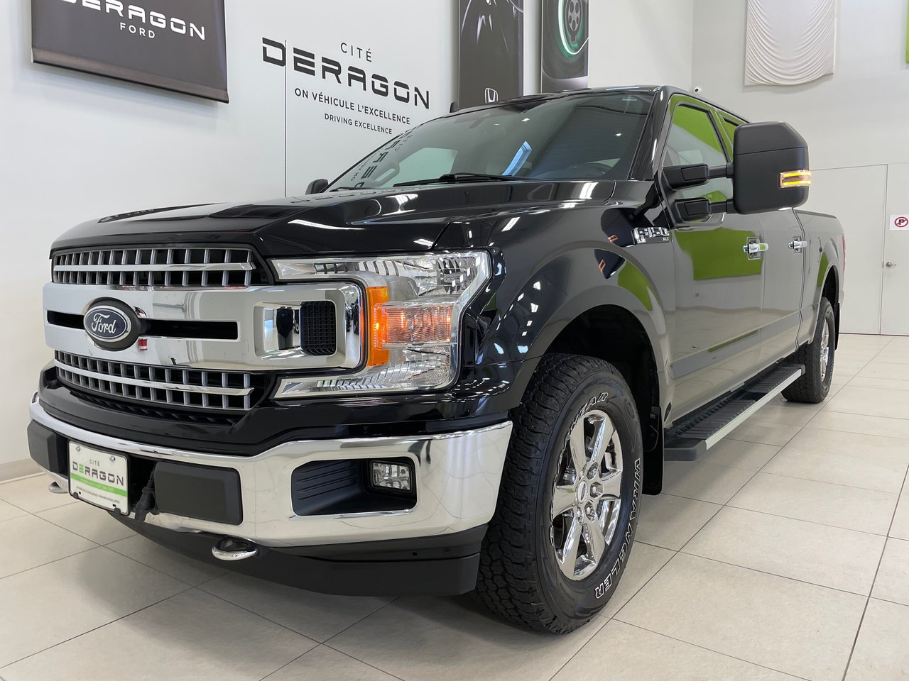 Ford F-150 2020 XLT 3.5 ECOBOOST XTR 6.5 PIEDS TOWING PACK