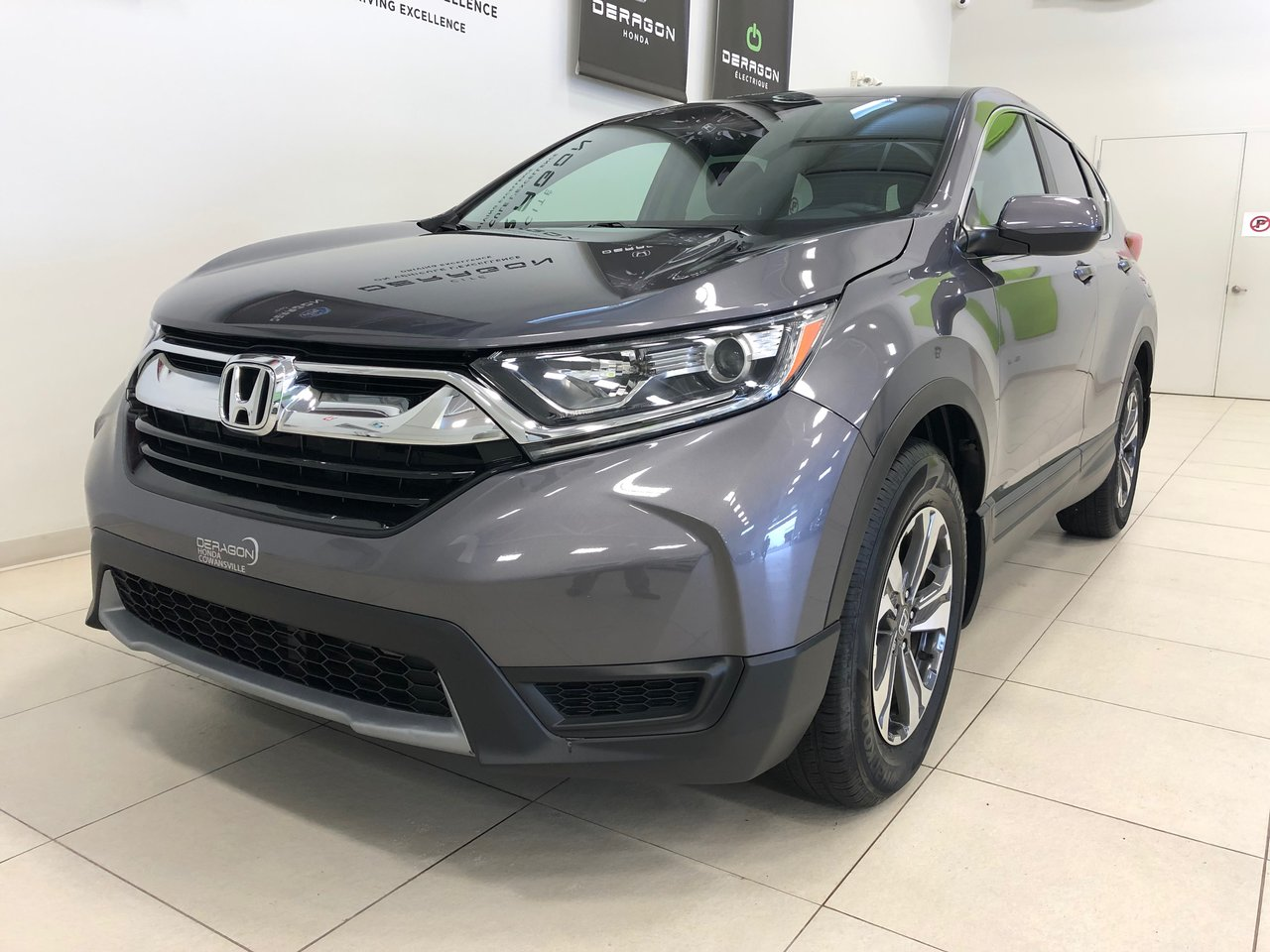 Honda CR-V 2018 LX 1,5L, DEMARREUR, APPLE CARPLAY, ANDROID AU