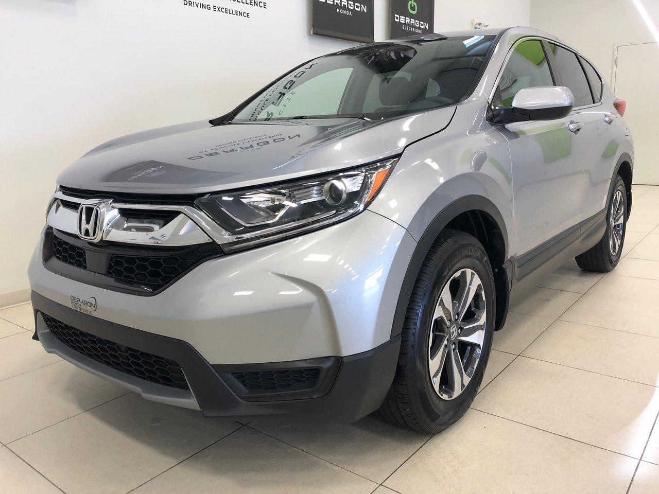 Honda CR-V 2018 LX 1.5L TURBO AWD, HONDA SENSING, DEMARREUR
