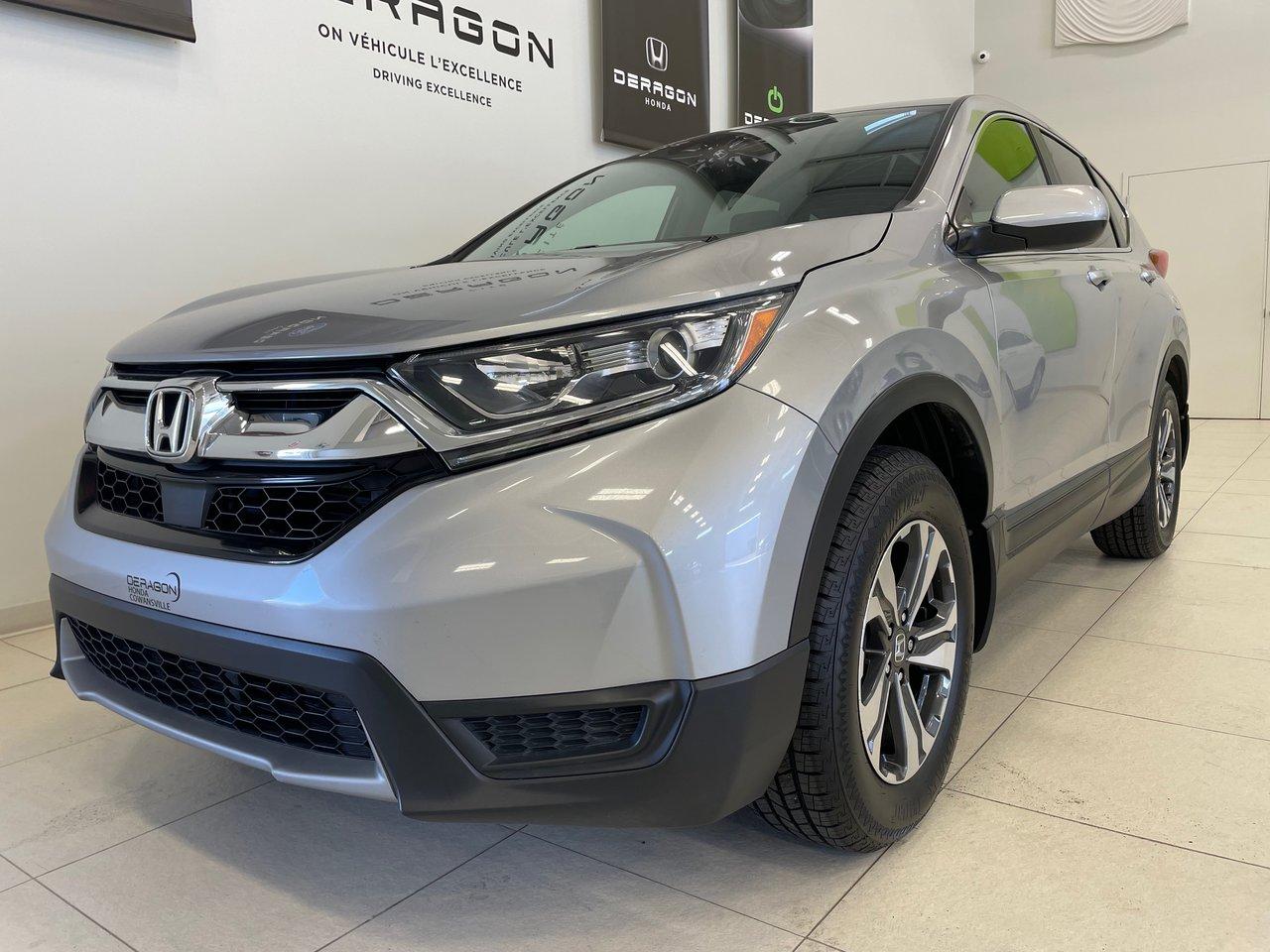 Honda CR-V 2018 LX 1.5L AWD, HITCH, HONDA SENSING, DEMARREUR