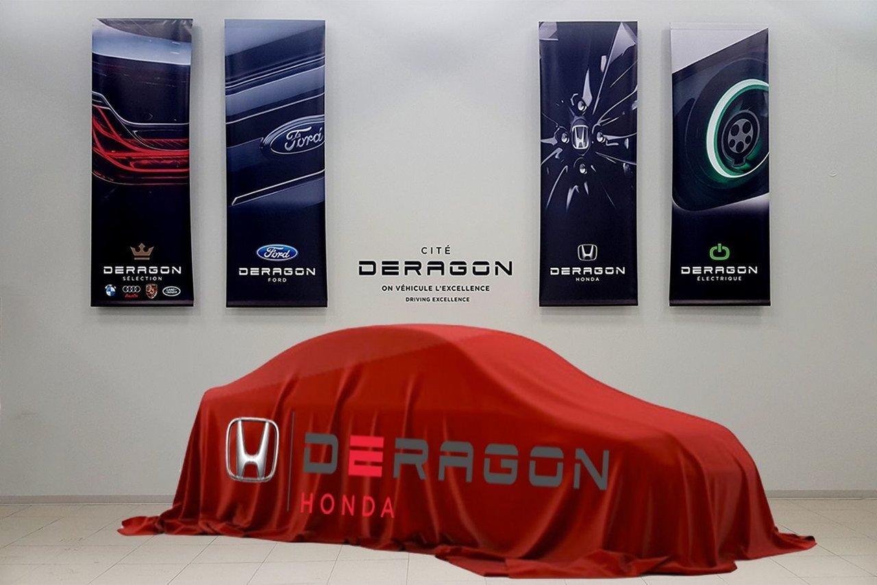 Honda CR-V 2018 LX 1.5L AWD, HONDA SENSING, DEMARREUR, BLUETO