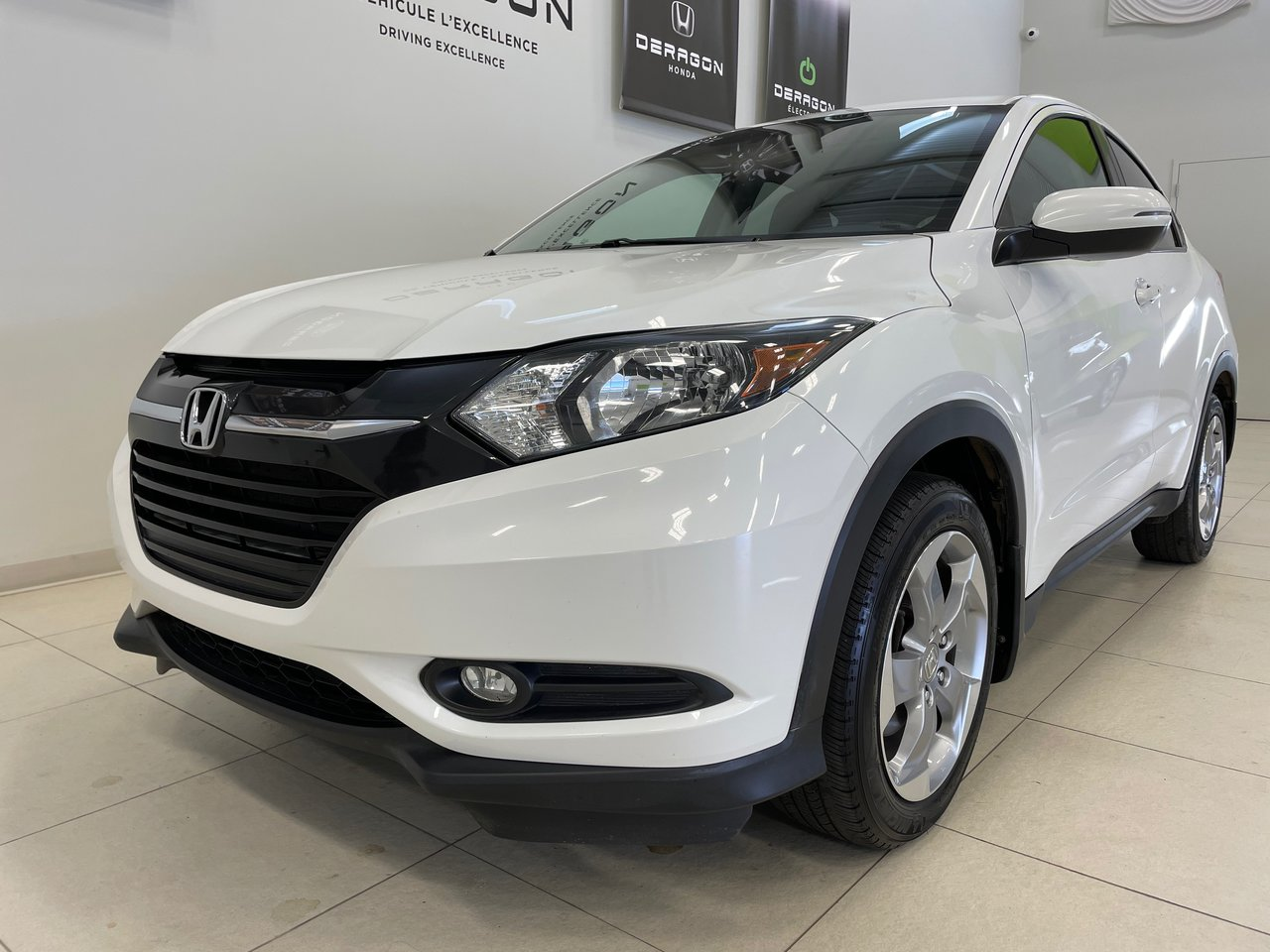 Honda HR-V 2017 EX 1.8L, TOIT OUVRANT, DEMARREUR. BLUETOOTH