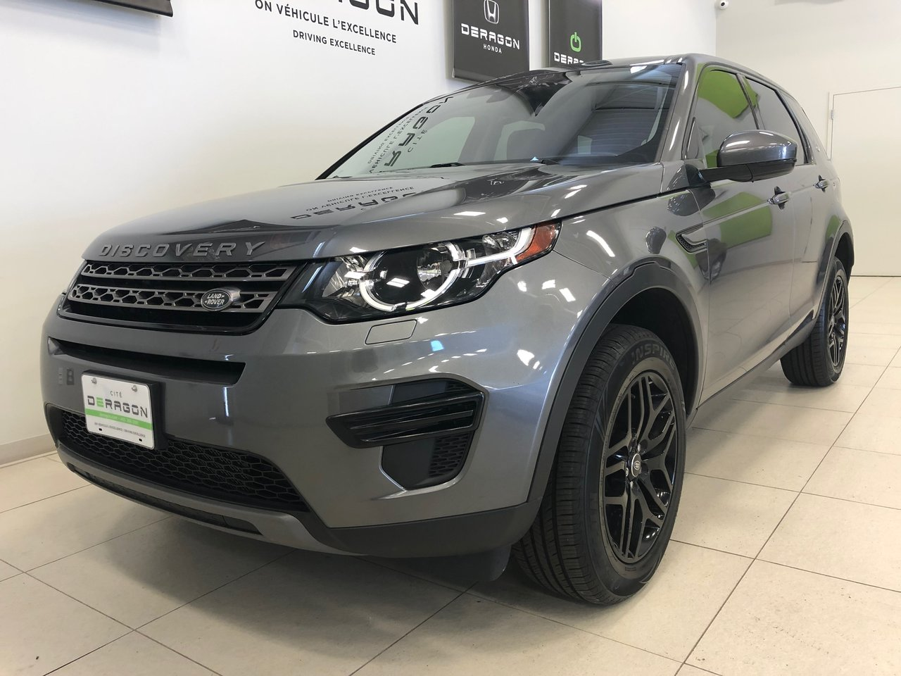 Land Rover Discovery Sport 2017 SE, NAV, ROUES 18'', SIÈGES CHAUFFANTS