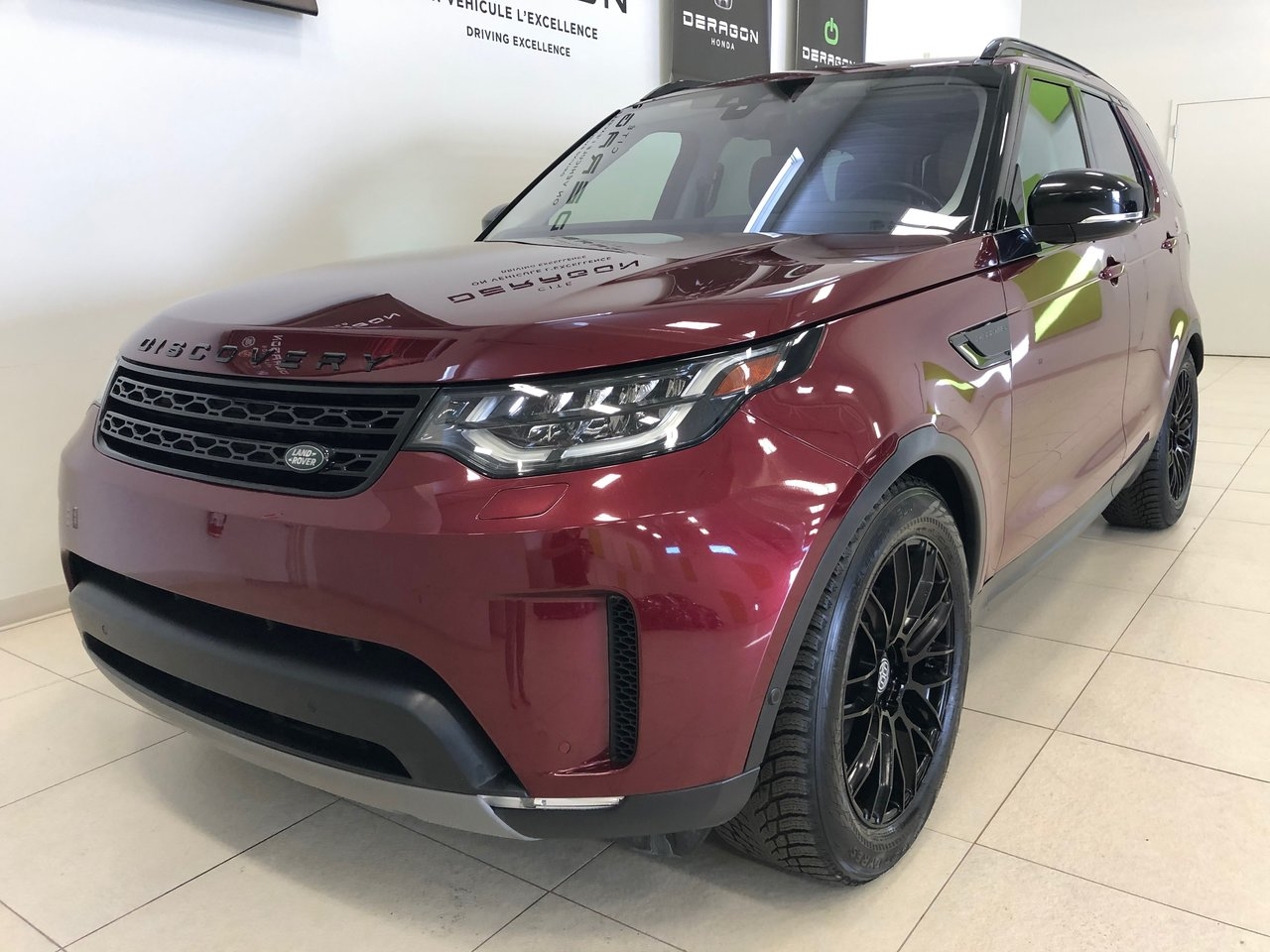 Land Rover Discovery 2017 HSE Si6, TOIT PANO, NAV