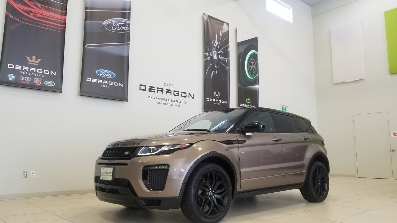 2016 Land Rover  Range Rover Evoque HSE DYNAMIC PANO LEATHER DVD